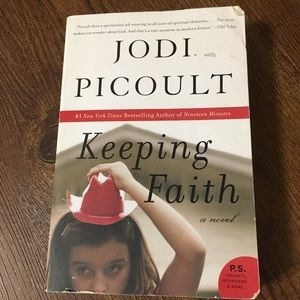 Preowned paperback. Keeping Faith